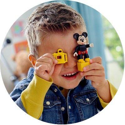 Lego Duplo Disney Mickey Mouse S Boat 10881 Disney Mickey Mouse Disney Mickey Lego Duplo