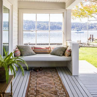 Pleasing What Was Once The Homes Covered Front Porch Now Serves As A Spiritservingveterans Wood Chair Design Ideas Spiritservingveteransorg