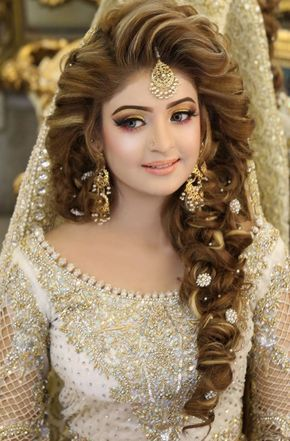 Some Of The Best Wedding Photos Girl Haircuts Bridal Makeup