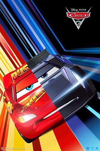 Cars 3 27 X40 Original Movie Poster One Sheet Cinemark