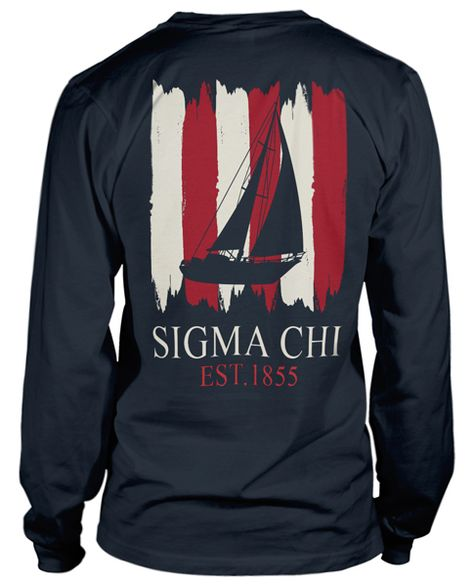 Sigma Chi Rush T-shirt                                                       …