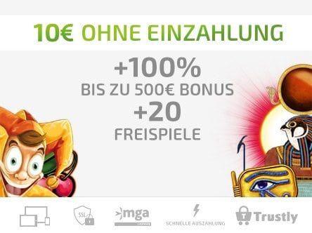 online casino bonus ohne einzahlung deutschland