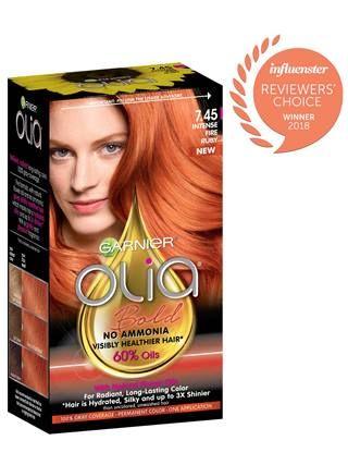 Garnier Olia Bold Packshot Award 7 45 Intense Fire Ruby Hair