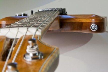 Neck Relief Bow Guitar Guitar Building Guitar Diy