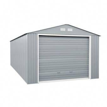 Little Cottage Company Value Precut Kit Solid Wood Storage Shed Wayfair With Images Metal Garages Wood Storage Sheds