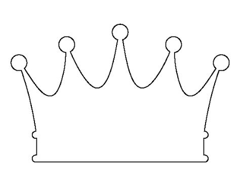 Birthday Crown Template  They Have Several More To Choose From