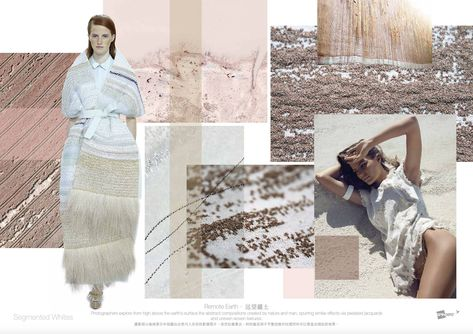 Segmented Whites | SPINEXPLORE - Trend fashion knitwear