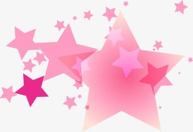 Cute Pink Stars Pink Lovely Star Png And Vector With Transparent Background For Free Download Pink Stars Cute Pink Pink