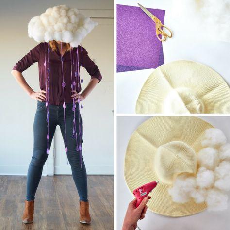 DIY Halloween Costume: Purple Rain