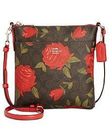 f9ab71e6f113a COACH - Designer Handbags   Accessories - Macy s