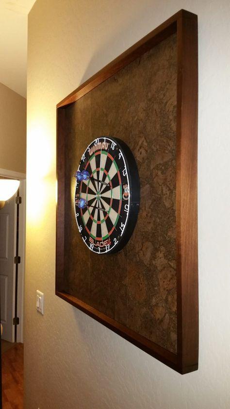 dart beleuchtung inserat bild und afbbbbbc dart board wall dart board ideas