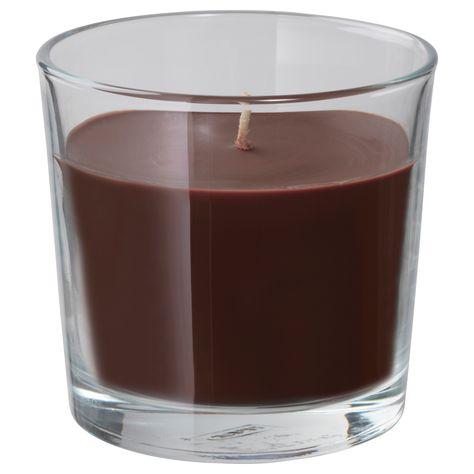 Sinnlig Duftkerze Im Glas Braun Jetzt Bestellen Unter Https