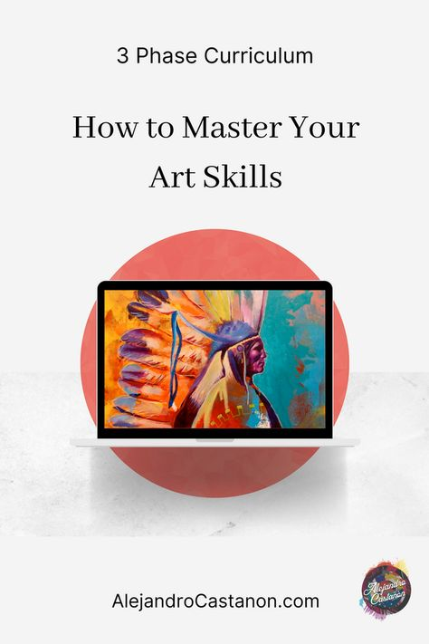 Phase One: How to Build Your Artist's Skill Set