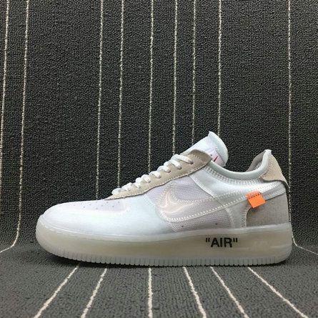 Low AF1 OW White AO4606-100