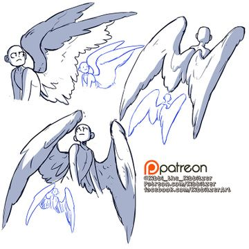 Wings Drawing, Drawing Base, Art Drawings Sketches, Cool Drawings, Drawing Techniques, Drawing Tips, Drawing Body Poses, Anime Poses Reference, Drawing Expressions