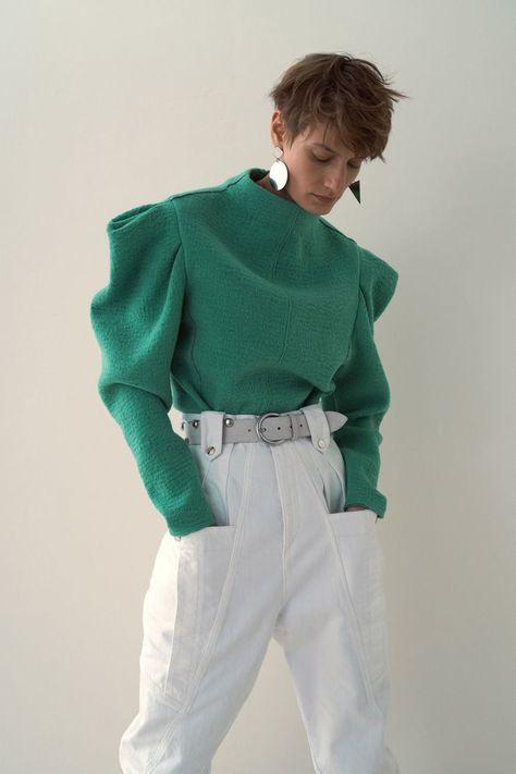LOOKBOOK: ISABEL MARANT Resort 2020 Womenswear Collection