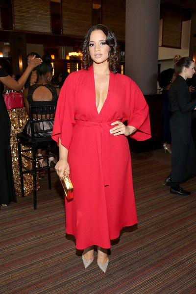 Dascha Polanco attends Black Girls Rock! 2017 at NJPAC.