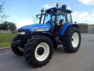 New Holland Tm155 Tractor Master Illustrated Parts List Manual New Holland Tractors New Holland Agriculture