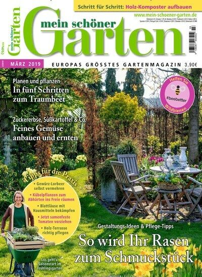 Mein Schoner Garten 3 2019 So Wird Ihr Rasen Zum Schmuckstuck Garten Garten De Ziergarten