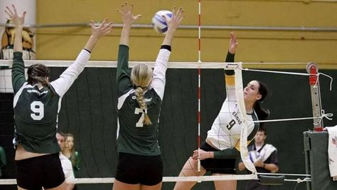 Volleyball Drops Five Set Decision In Season Finale Volleyball Wsu Basketball Athlete