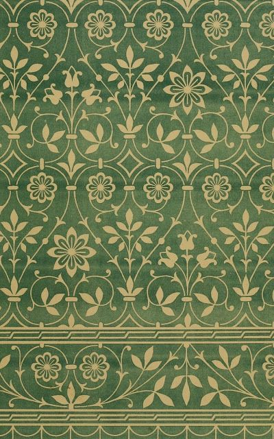 Pin On Antique Textiles And Wallpaper Designs
