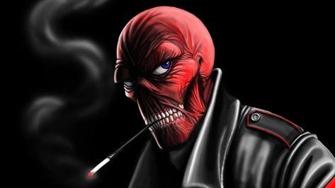 Red Skull 4k Red Skull Wallpapers Hd Wallpapers 5k Wallpapers 4k Wallpapers Red Skull Marvel Red Skull Skull Wallpaper