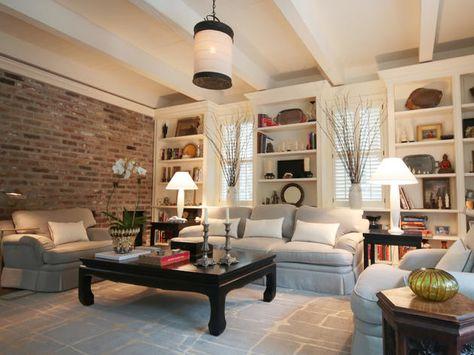 109 best Dekorasi batu bata images on Pinterest | Brick walls, Brick ...