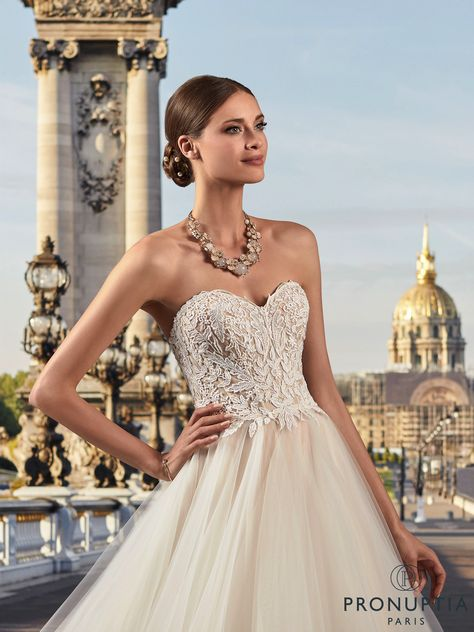 #Collection 2018 #Pronuptia ! #robesdemariee #robes #wedding #weddingdress #dress #bridal #mariée #mariage