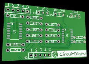 Pcb Design For Multicell Voltage Monitoring For Lithium Battery Pack In Electric Vehicles Lithium Battery Battery Pack Pcb Design