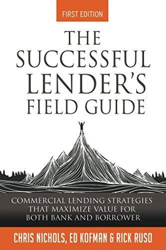 Pdf Download The Successful Lender S Field Guide Commercial