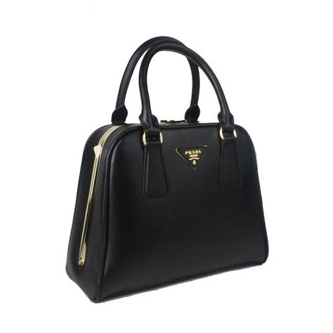 ... sale bl0809 prada saffiano leather small tote bag bl0809 black 38572  b59b5 5b66d1ead0dd7