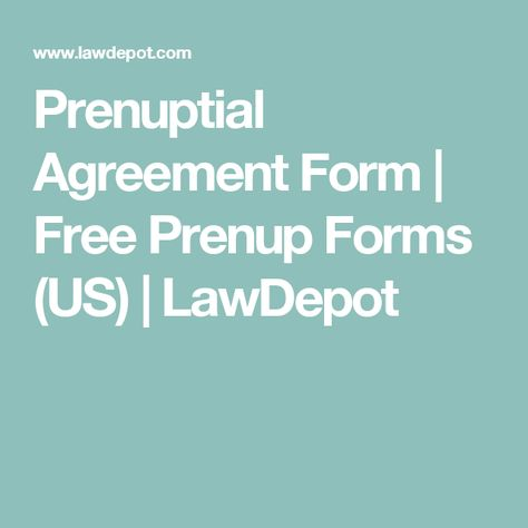 We often encounter the term u201cprenuptial agreementu201d in the news - prenuptial agreement template