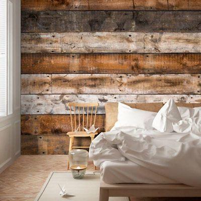 22 Wandgestaltung holzwand schlafzimmer