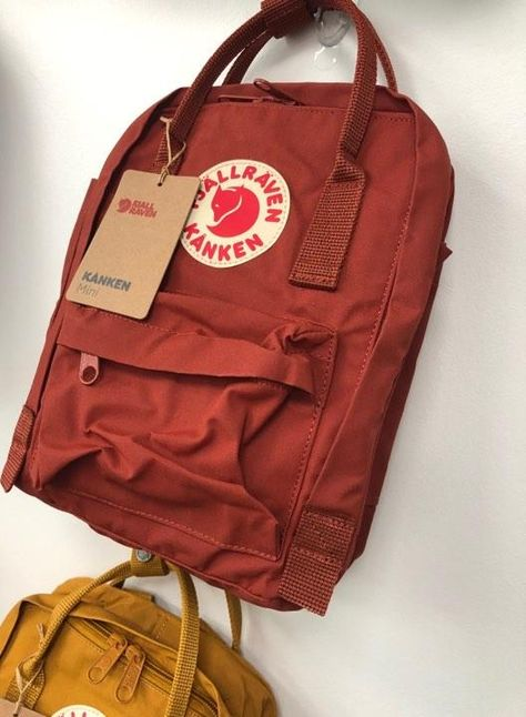 best website reliable quality best value Fjällräven Kånken Mini Rugzak | Autumn Leaf | Bag in 2019 ...