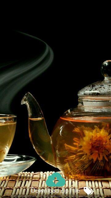 Iphone Mobile Wallpapers Mobile Wallpaper Tea Tea Pots Tea Bag