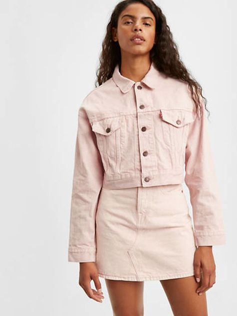 Housemark Deconstructured Iconic Boyfriend Skirt – Rot / Rot
