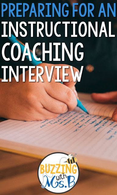 Buzzing With Ms B Preparing For An Instructional Coaching Interview How Should I Prepare Fo Instructional Coaching Coaching Teachers Math Instructional Coach