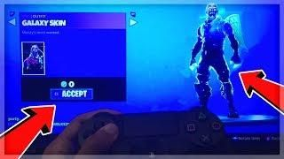 New How To Get Free Skins In Fortnite Battle Royale Free Galaxy Skin Ps4 Xbox One Fortnite Xbox One Skin