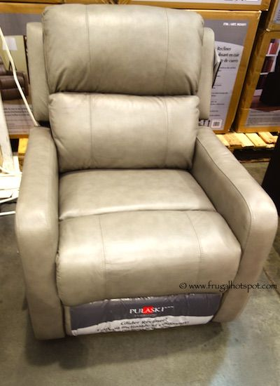 Pulaski Leather Glider Recliner. #Costco #FrugalHotspot | Furniture | Pinterest | Gliders Recliner and Costco & Pulaski Leather Glider Recliner. #Costco #FrugalHotspot ... islam-shia.org