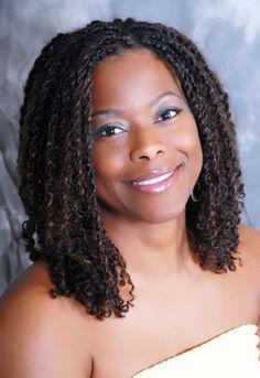 40 Senegalese Twist Hairstyles for Black Women | herinterest.com ...