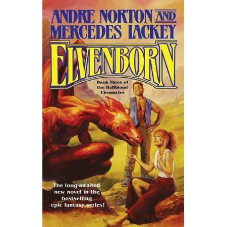 Elvenborn Book 3 of the Halfblood Chronicles