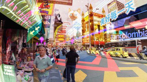 Futuro Distopico tra reale e virtuale. www.extentia.com (file://www.extentia.com/) #Extentia