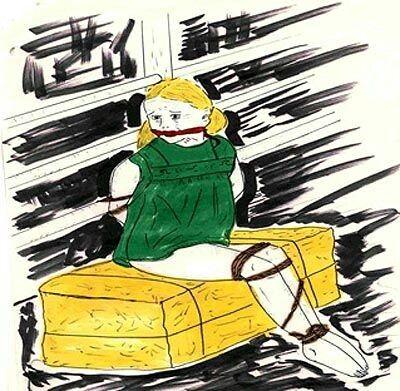 Drawing By Dennis Rader Serial Killers Crime True Crime