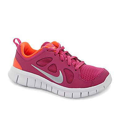 Nike Girls Free Run 3 (Gs) Running Shoes Boys Girls Style