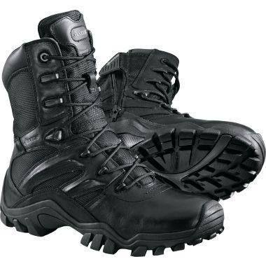 Compre Hombres Delta Botas Tácticas Militares Zapatos De Senderismo Al Aire Libre Zapatos De Viaje Comando Invierno Cuero Exterior Impermeable Hombre