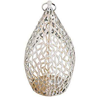 Flanacom Orientalisches Windlicht Teelichter Marokkanisches Teelicht Teelichthalter Aus Metall Dekoration Orientalische Laterne Metall Laterne Laterne Garten