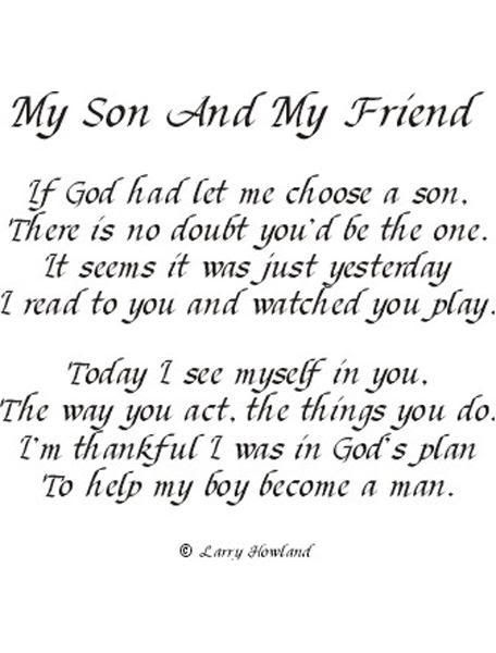 Funny I Love You Son Quotes : For My Handsome Son on Pinterest Johnny Cash, Love My Son and Sons