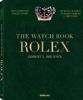 Download Pdf The Watch Book Rolex By Gisbert Brunner Free Epub