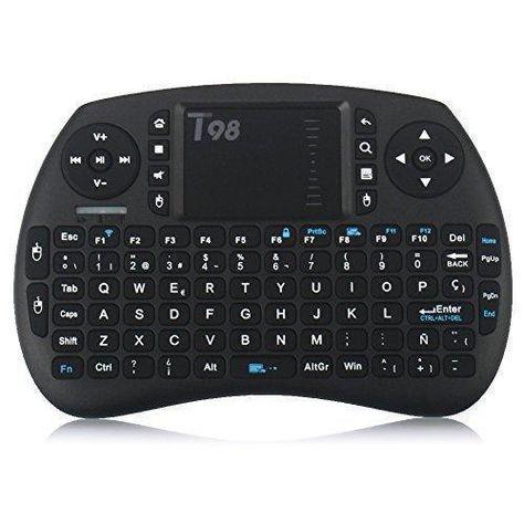Oferta 16 99 Comprar Ofertas De Qcoqce T98 Mini Teclado