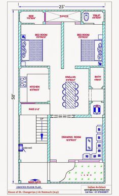 House Plan 25 X 50 Luxury 28 House Map Design 25 X 50 Of House Plan 25 X 50 Awesome Alijdeveloper Blog Floor Plan Home Map Design House Map 2bhk House Plan